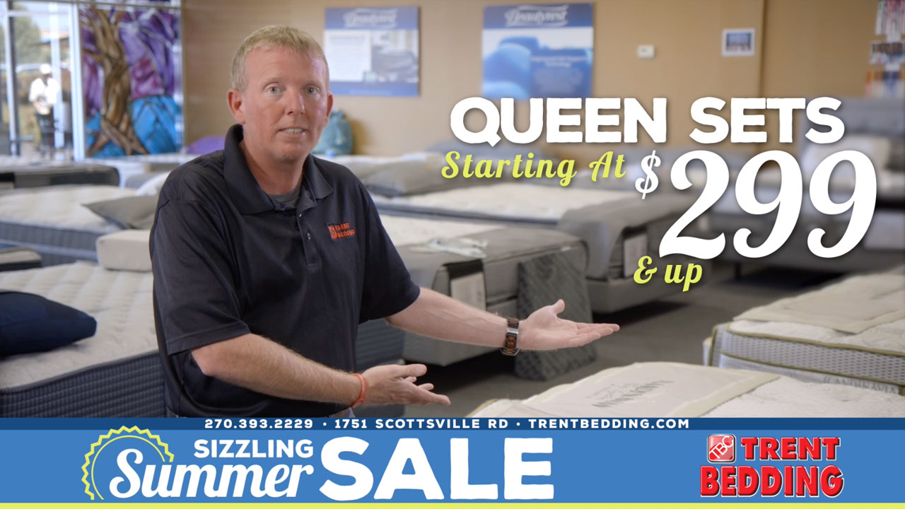 Trent-Queen-Sets 2018 Sizzlin Summer Sale Photo