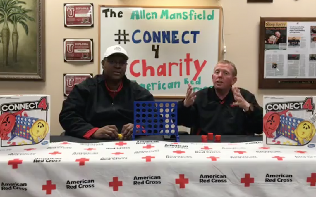 Connect 4 Charity Trent and Kinny